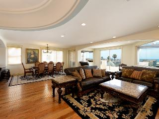 Breath taking views luxury home steps to sand! - Hermosa Beach vacation rentals