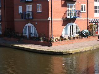 Canalside Garden Apartment - Manchester vacation rentals