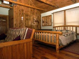TreeHouse cabin with Views Overlooking the Valley! - Hot Springs vacation rentals