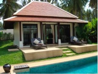 3/4 bedroom villa in tropical landscape with pool - Koh Samui vacation rentals