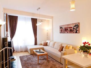 Beautiful & New CENTRAL Apartment with PARKING! - Belgrade vacation rentals