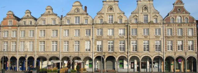 Arras Place (2mn walk) - Amazing downtown apartment Arras (Fr) - Arras - rentals