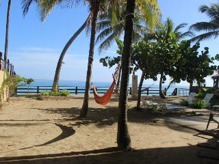 Beachfront Pelican Point AptC Right on Sandy Beach - Rincon vacation rentals