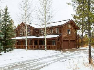 3770 Lake Creek - Enjoy this Cabin in The Aspens! - Wilson vacation rentals