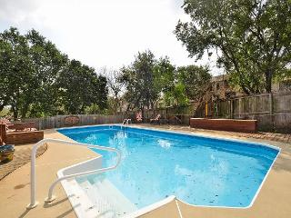 2BR/2BA Pool With Huge Deck! Just South of Town! - Kyle vacation rentals