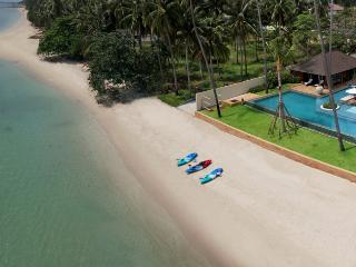 MEKKALA, 6BR Koh Samui Luxury Beach Villa - Koh Samui vacation rentals