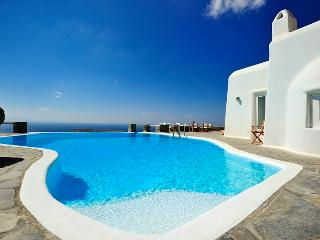 Orion Villa-Castle like villa in Mykonos with view - Mykonos vacation rentals