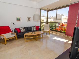 Elkalai 3 - Basel Square Apartment - 2 Bed - Tel Aviv vacation rentals