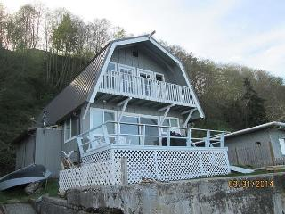 Mint Condition, 2 bedroom beachfront cottage with amazing views and sleeps 5 - Clinton vacation rentals