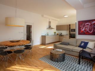 Three-Bedroom Balcony Apartment - Prague vacation rentals