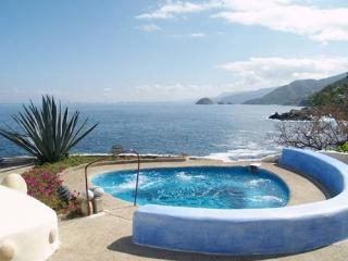 PVR - GRDI6  simple, cozy, tropical gardens, ocean views - Puerto Vallarta vacation rentals