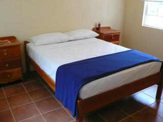 The Crimson Orchid Inn, #5 queen size bed - Belize Cayes vacation rentals