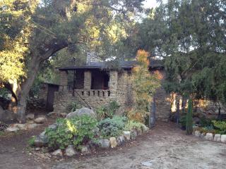 "Ojai ""Casa Piedra"" Garden Cottage - peaceful oasis - Ventura vacation rentals"