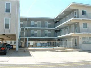 cozy beach block condo - Wildwood vacation rentals