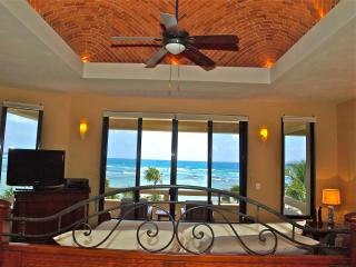 Huge villa next to South Akumal, sleeps 8-16, 5.5 - Akumal vacation rentals