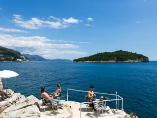 Beach bar Buža apartment 2 - Southern Dalmatia vacation rentals