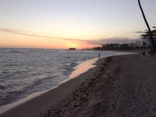 Marbella Beautiful  Beach apt in JuanDolio. - Juan Dolio vacation rentals
