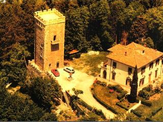 Torrepietro: Villa + Medieval Tower near Florence - Molezzano vacation rentals