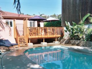 HISTORIC OLD TOWN DISTRICT STUDIO ,POOL & CABANA - Pacific Beach vacation rentals