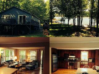 Overton's Retreat at Treasure Lake Lakefront Cabin - Brockport vacation rentals
