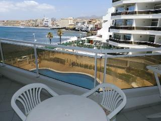 Apartment with wifi, pool and sea views in El - Tenerife vacation rentals