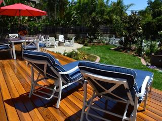Stunning Cottage in Old Encinitas! 7th night Free! - San Diego County vacation rentals