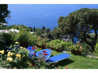 Villa Michara Praiano luxury house garden sea view - Campania vacation rentals