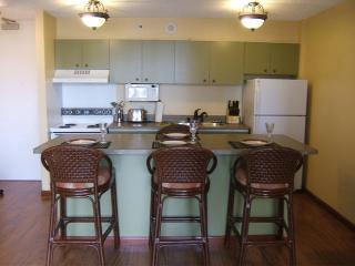 Ocean View Waikiki Suite 1 BDRM, Kitchen WB 1910 - Honolulu vacation rentals
