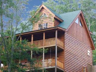 Free Nights at Luxury Log Cabin Sleeps 12 - Sevierville vacation rentals