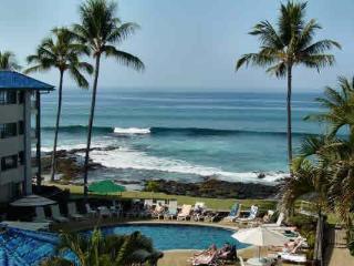Beautiful Kona Reef Oceanview Condo! - Kailua-Kona vacation rentals