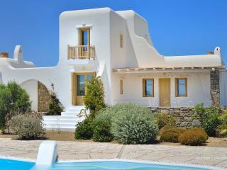 Villa Danae, Ktima Lino, Mykonos - Mykonos vacation rentals