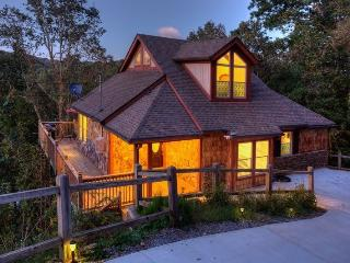 STUNNING AND LUXURIOUS MOUNTAIN CHALET - Ellijay vacation rentals