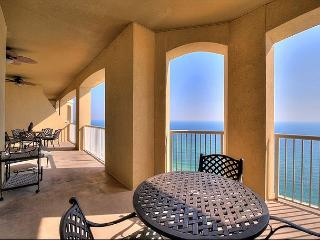 Grand Panama 2202-PENTHOUSE! Luxury Resort-Gulf Front-Sleeps 8-HUGE Balcony - Panama City Beach vacation rentals