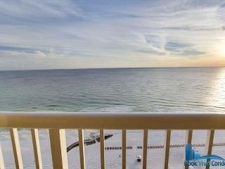 Grand Panama 1808. Beautiful 2 Bed, 2 Bath Condo. Gulf Front! Sleeps 8. - Panama City Beach vacation rentals