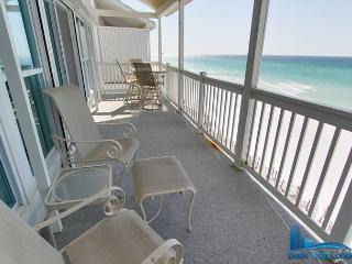 The Sugar Shack -Sleeps 8. Beautiful Beach Front Condo on the West Side! - Santa Rosa Beach vacation rentals