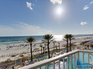 Boardwalk 303. 2 Bed, 2 Bath Ocean Front - Amazing Gulf Views! - Panama City Beach vacation rentals