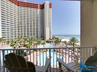 Shores of Panama 405. Beautiful Studio! Luxury Resort, Gulf Front location - Panama City Beach vacation rentals