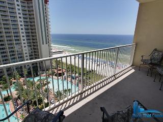Shores of Panama 1209-Sleeps 6-Beach Front-Family Friendly-Every Amenity! - Panama City Beach vacation rentals