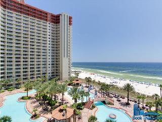 Shores of Panama 709. Prime Location-Gulf Front- Sleeps 6-BOOK NOW! - Panama City Beach vacation rentals