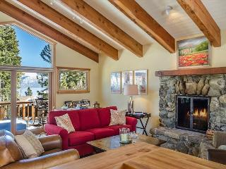 Lakeview Dollar Point Home with Hot Tub - Tahoe City vacation rentals