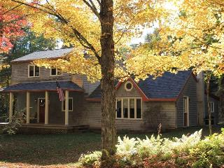 Charming country home in a private setting off a country road - Berkshires vacation rentals