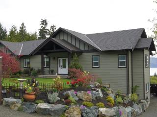 Private Ocean View Guest Suite in Mill Bay, B.C. - Cowichan Bay vacation rentals