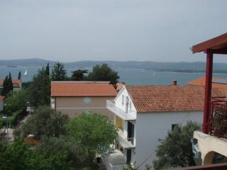 Ocean View apartment with large balcony - Sv. Filip i Jakov vacation rentals