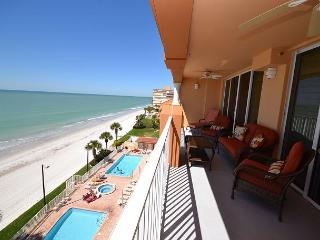 La Contessa 503 - Fabulous Gulf Front Penthouse on Redington Beach! - North Redington Beach vacation rentals