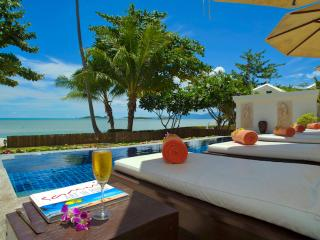Villa 12 - Great Value Beach Front Villa with Pool - Koh Samui vacation rentals