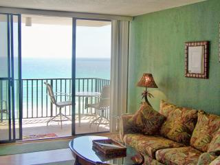 Save $$ Sunsets,Beach Front View 1br 2 ba Loaded! - Panama City Beach vacation rentals
