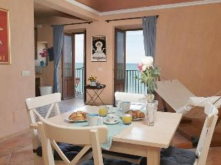 Stunning apartment with amazing sea view in the ol - Cefalu vacation rentals