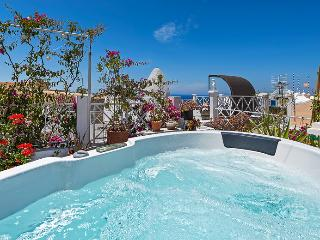 SUNSET TERRACE, ourdoor jacuzzi, panoramic Sunset! - Oia vacation rentals