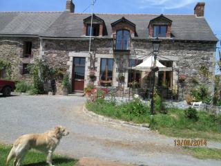 La Theaudiere - Martigne-Ferchaud vacation rentals