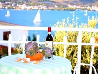 Stunning Sea View Apartment in Okrug Donji on Island Čiovo - Okrug Donji vacation rentals